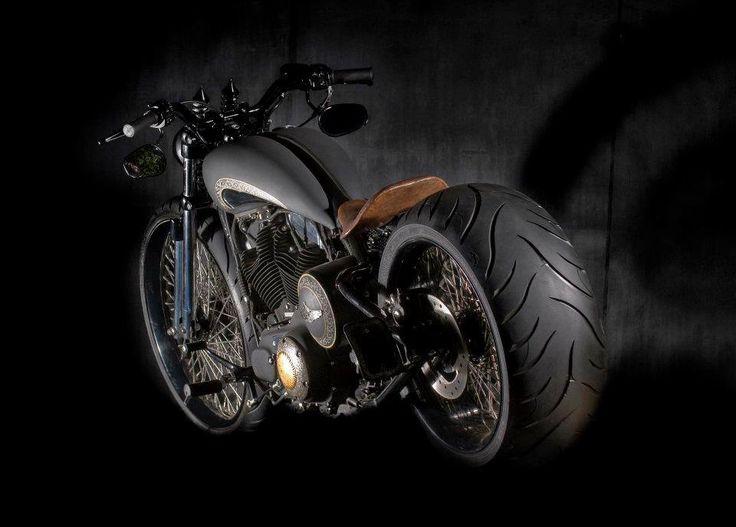 Harley Davidson 48 Rajmata