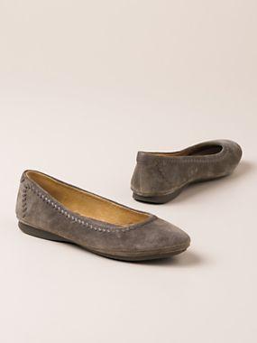 Women's Western Ballet Flats | Sahalie.com #Flats #Shoes