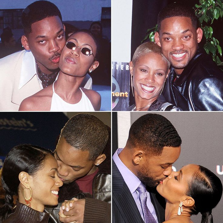 Relive Will Smith and Jada Pinkett Smith's cutest couple moments!