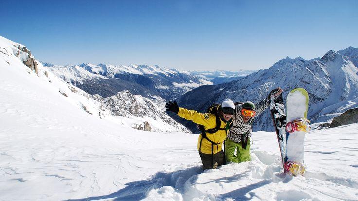 Adamello Ski Italy