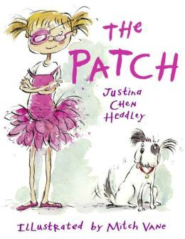 The kids at school want to know why Becca is wearing glasses and a patch. Instead of telling them she has amblyopia, Becca leads her friends on imaginative adventures to explain her new fashion accessory.