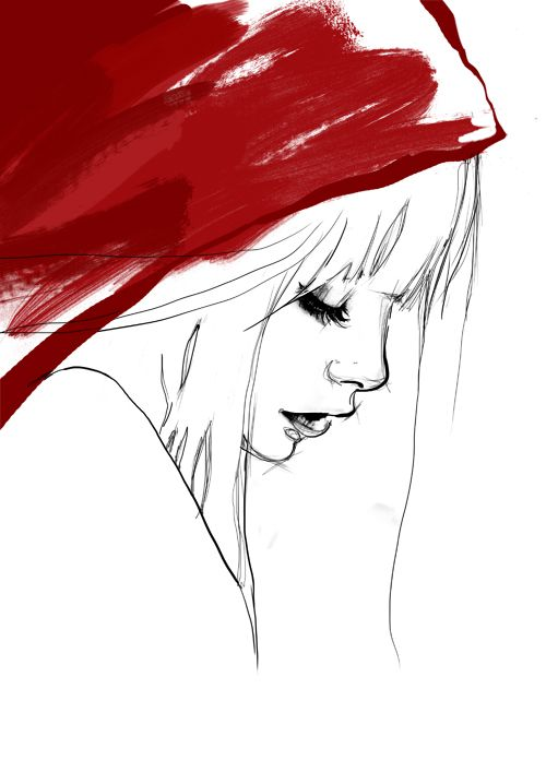 Little Red Riding Hood By S I Love How