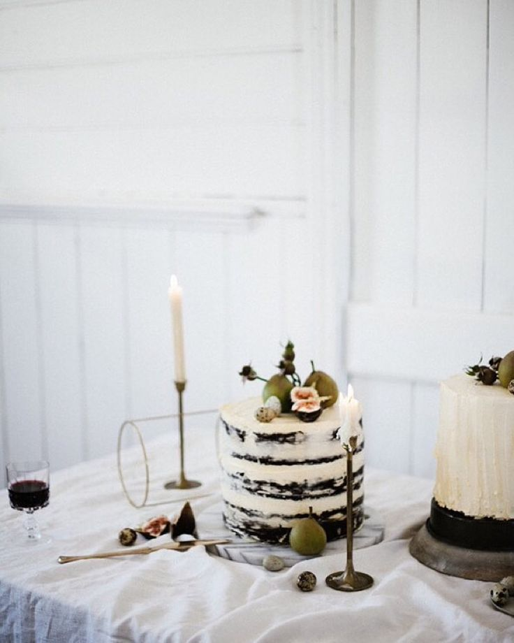 """118 Likes, 5 Comments - Brown Paper Parcel (@brownpaperparcel) on Instagram: """"Cake perfection by @figandsalt Styling @localgatherings """""""