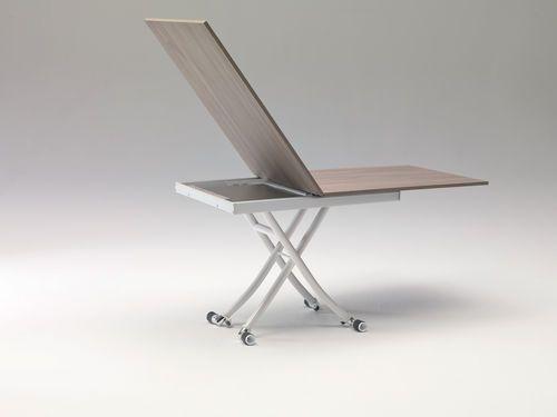 Mesa de comedor / moderna / extensible / ajustable en altura MINILONG by Ozzio Design OZZIO DESIGN