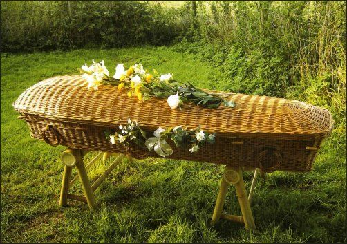 Green Burial:    The Frugal Funeral for an Ecological Eternity