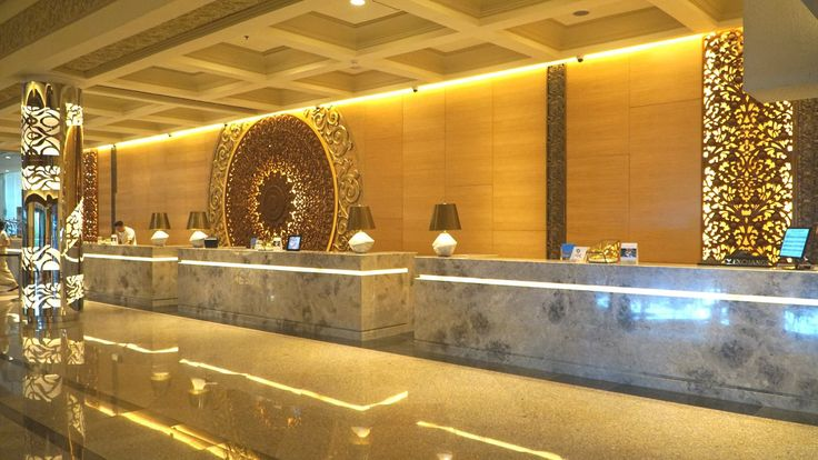 Welcome to our grande lobby. #WonderWednesday