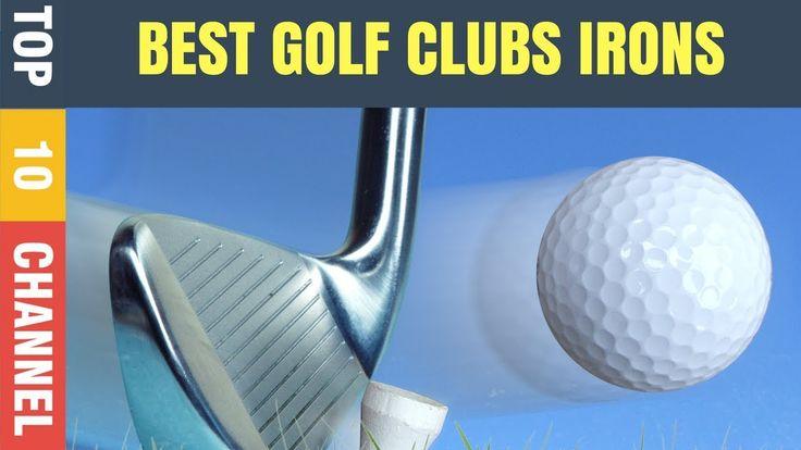 Best Golf Clubs Irons. Top 5 Best Golf Iron 2018 | Best Golf Clubs Irons for Beginners Reviews. #golfiron #golfclubs