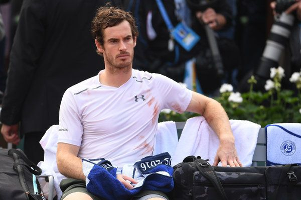 Andy Murrays Misfortune: Hes the Same Age as Novak Djokovic
