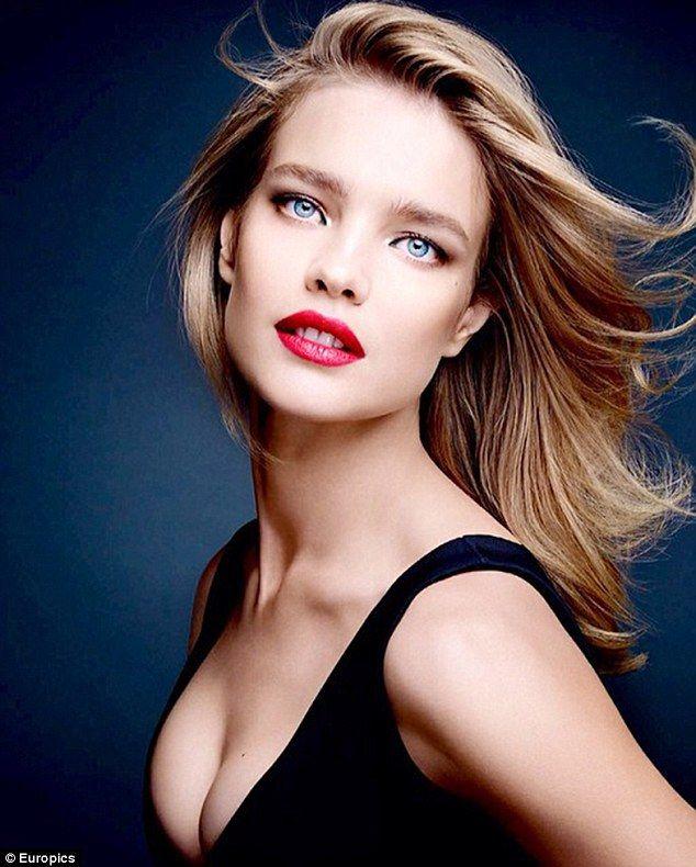 Natalya Vadiyanova,model