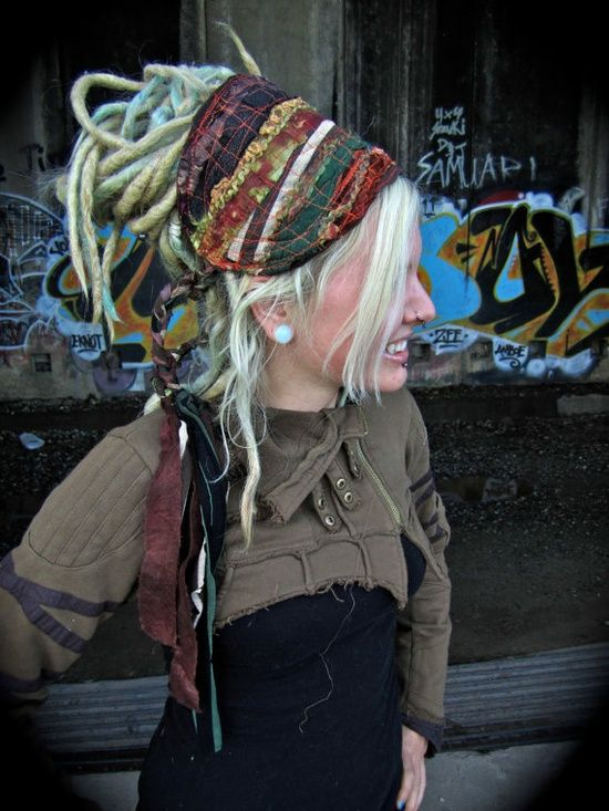 #dreads I would never get them, but I think they're beautiful