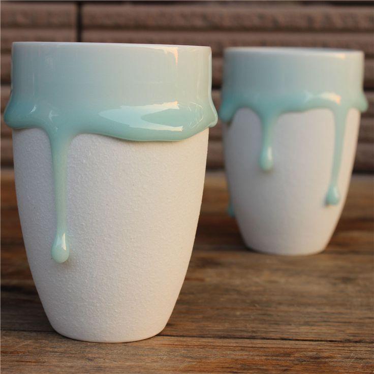 Купить товарТворческим ремесло подарок керамические чашки nespresso эспрессо кофейные кружки чай caneças zakka tazas скраб остеклением молока чашку белый желтый в категории Кружкина AliExpress.