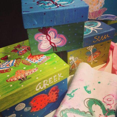 Η Γιορτή της Μητέρας στο Artshot - Εκεί όπου τα παιδιά μπορούν να φτιάξουν μόνα τους το δώρο για την μαμά τους [ΕΙΚΟΝΕΣ]