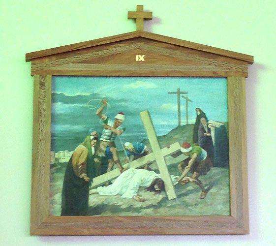 Major Commissions - St John The Evangelist Otara - The Studio of John the Baptist : sacredart.co.nz
