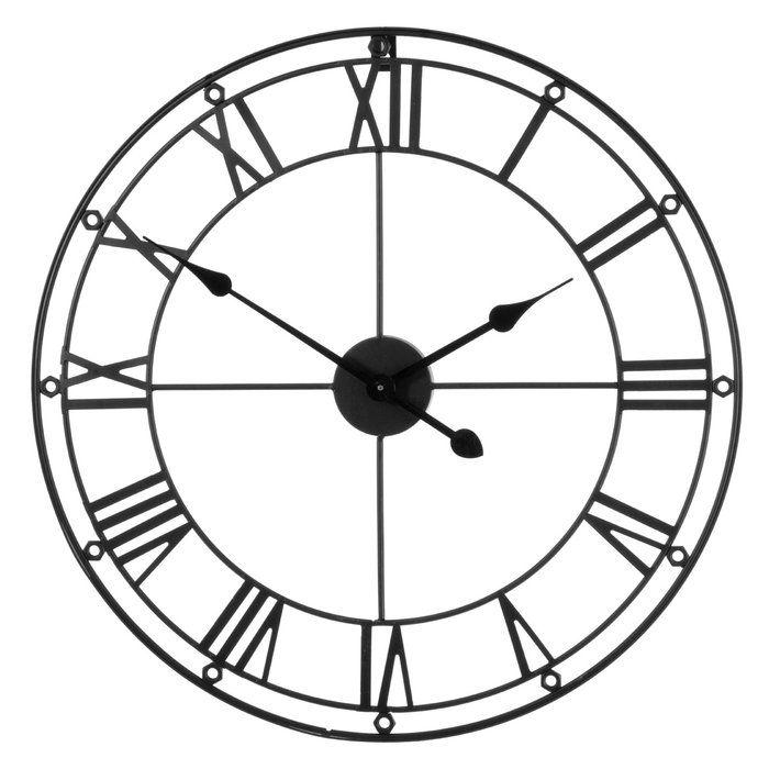 Jimena 59cm Wall Clock Skeleton Wall Clock Clock Big Wall Clocks