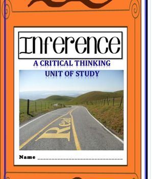 Teaching the reading skill 'inference' can be challenging. This is an entire 32 page unit that gives the students an opportunity to learn inference through art, music, images, situation cards, discussions and so much more. Guidelines are given for teacher instruction.