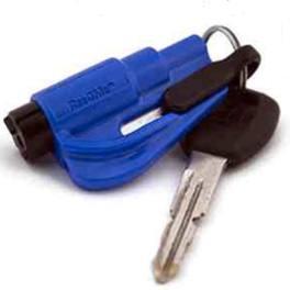 Emergency Car Window Hammer & Seatbelt Cutter
