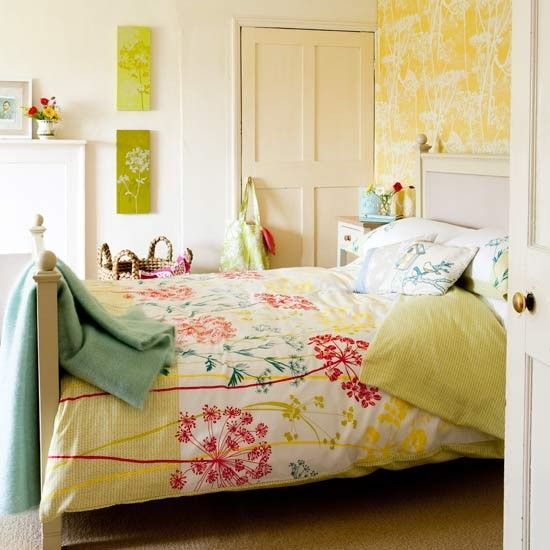 Girl Bedroom Ideas Yellow 185 best orange coral yellow bedroom images on pinterest | bedroom