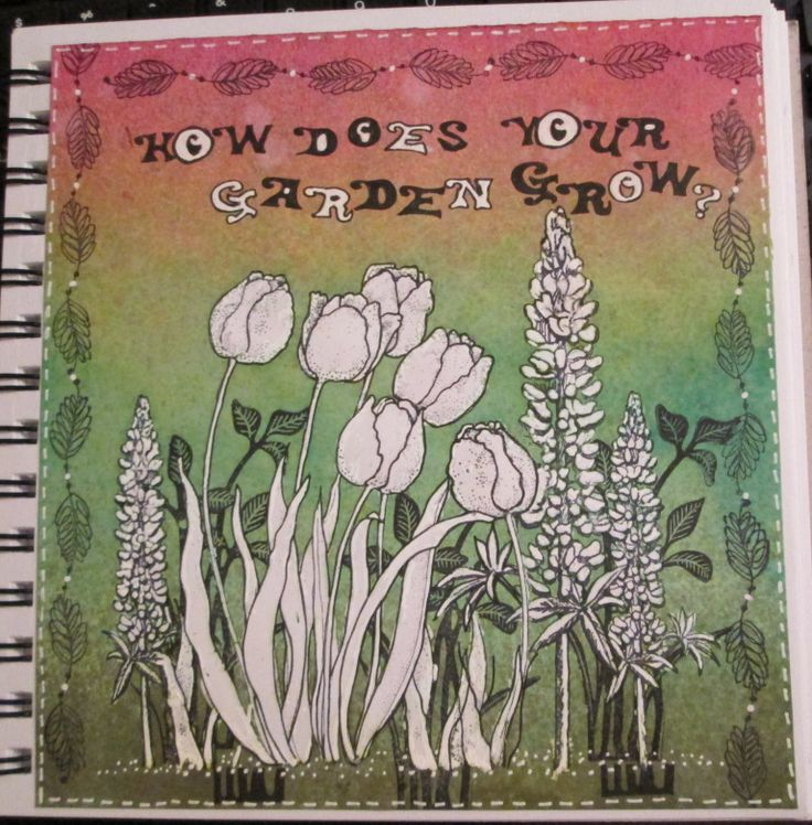 Journal 52 - How does your garden grow?