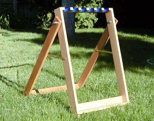folding vertical gun rack - Google Search   woodworking   Pinterest   More Guns ideas