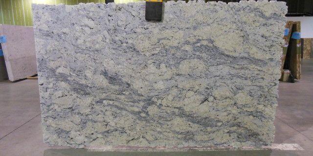 Aspen White Granite Slab  Guest