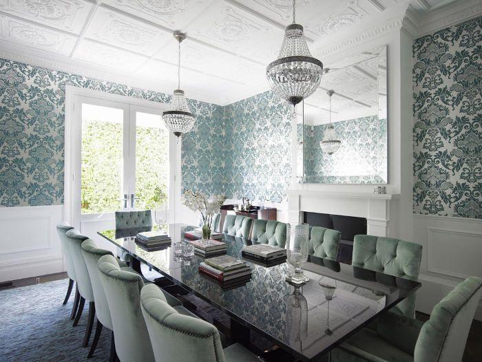 422 best wallpaper inspiration images on pinterest | room