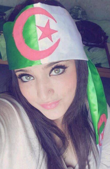 Kabyle amazigh indigenous to Algeria