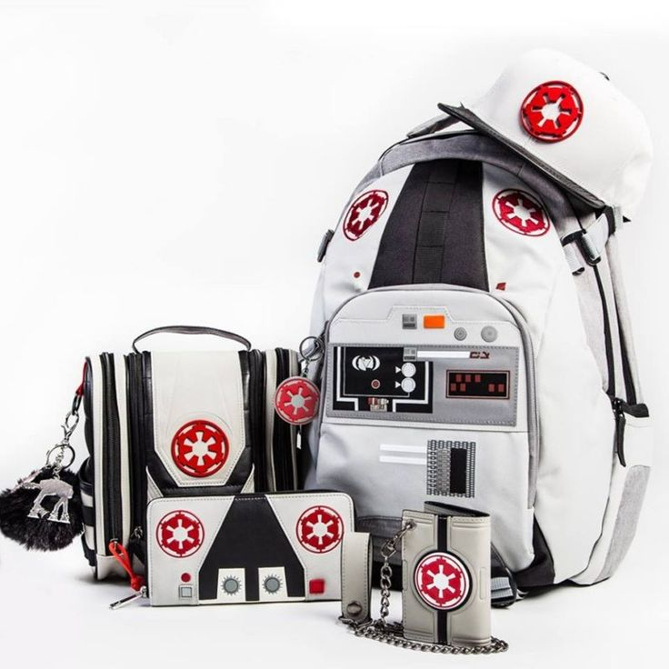 Bioworld x Star Wars AT-AT Driver Hoth themed accessory collection