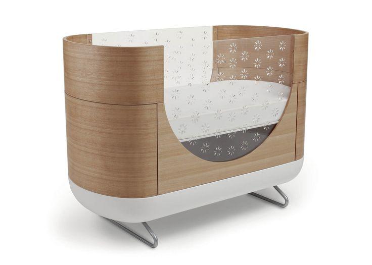 Unique Round Baby Cribs Design