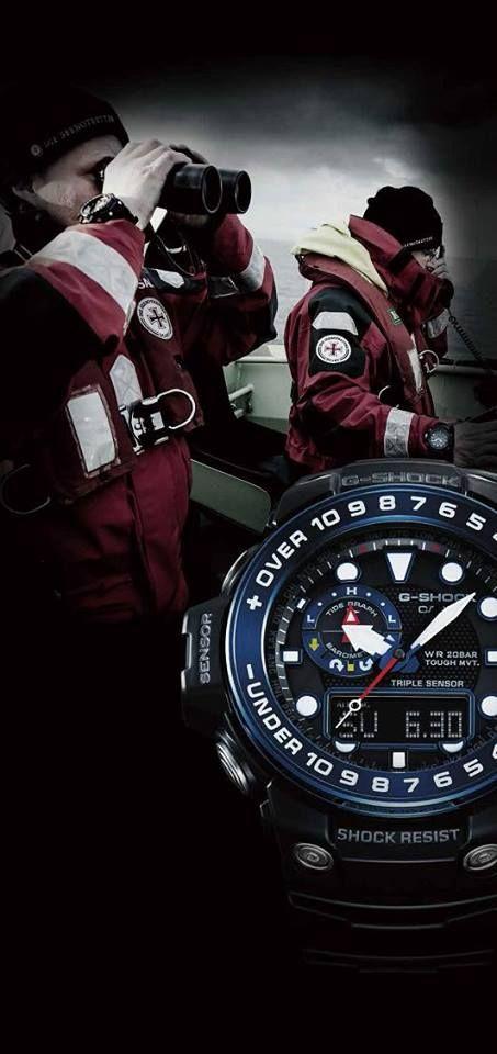 G-Shock Master of G Gravitymaster & Gulfmaster-2