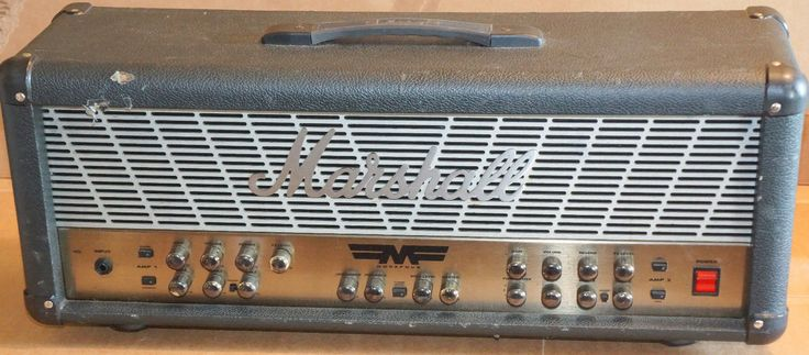 Marshall Mode Four MF350 Amp Head  AS IS FOR PARTS REPAIR PROJECT