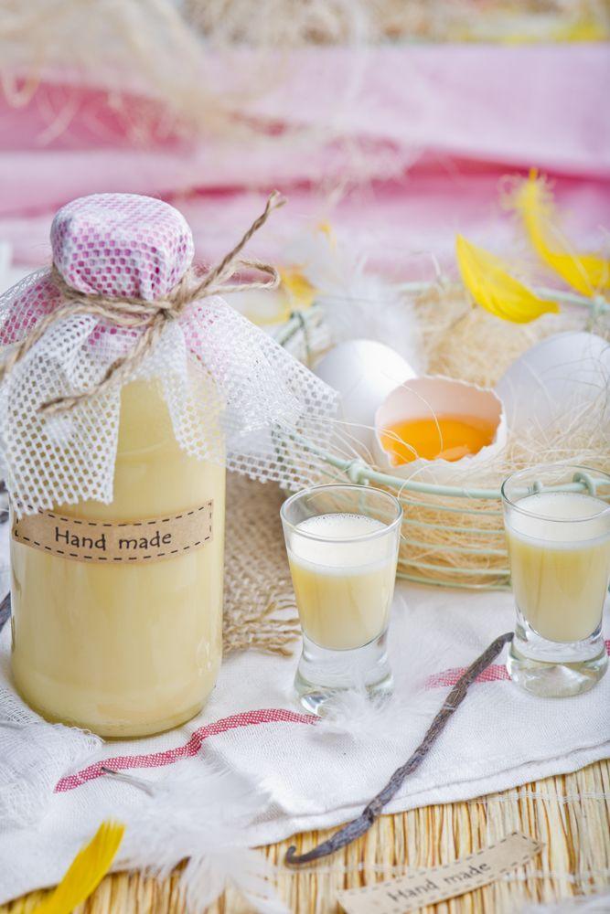 Kuchenne Szaleństwa: Ajerkoniak- likier jajeczny