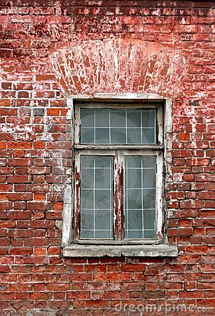 Old Brick Wall With Window Brick Old Homes Amp Buildings