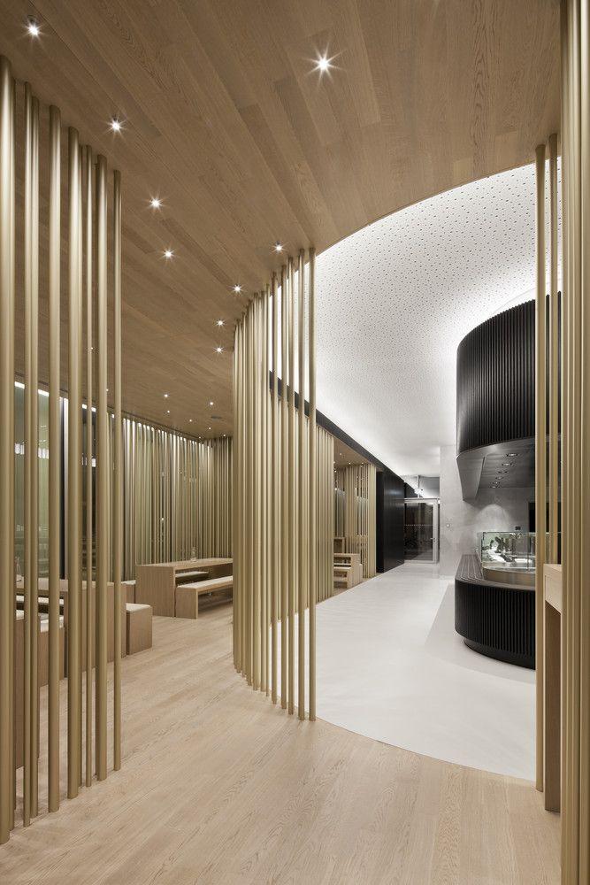 Gallery of restaurant tour total leyk wollenberg for Interior design studium berlin