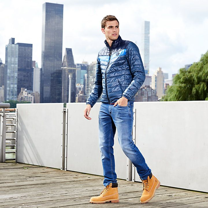 Timberland outfits men