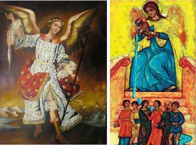 Angeli e noi: Arcangelo HANIEL e Coro degli Angeli Principati