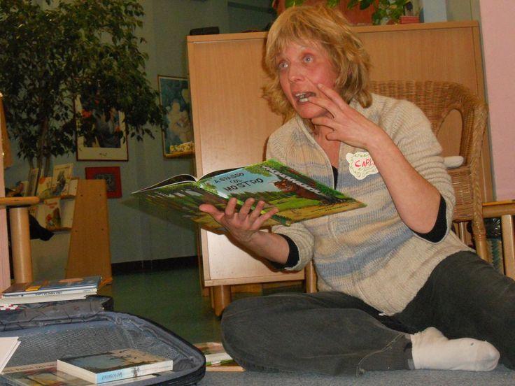 Leggendo il Gruffalò