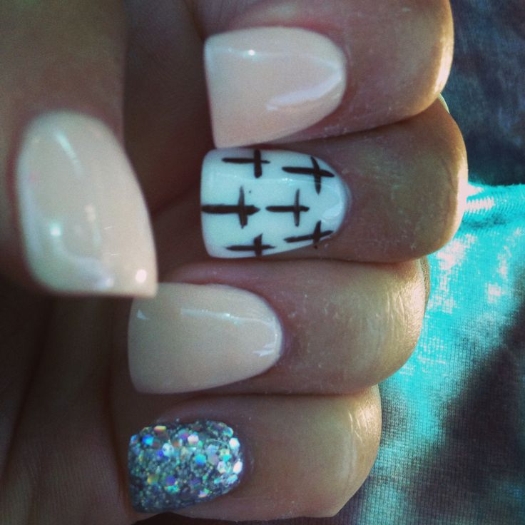 Best 25 cross nail designs ideas on pinterest diy nails black cross nail art designs for 2016 styles 7 prinsesfo Images