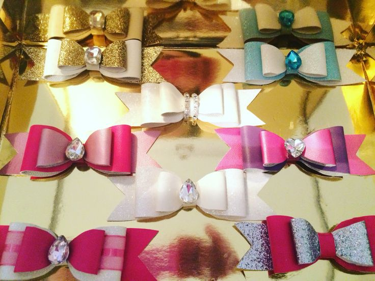 Bows! Let's Sparkle   New collection!!!