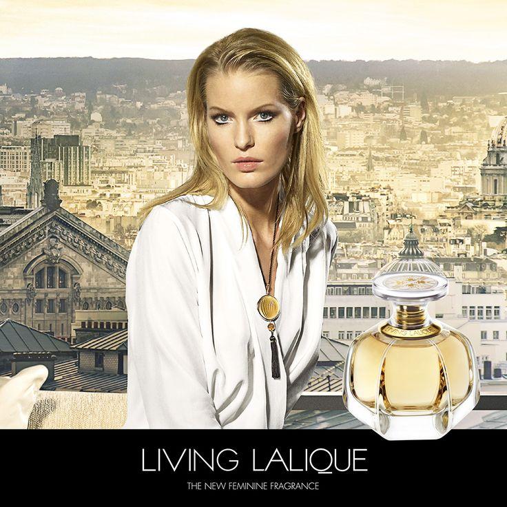 LIVING LALIQUE Eau de Parfum | 1.7 Fl. Oz. Natural Spray (50 ml) | Lalique Parfums | Lalique