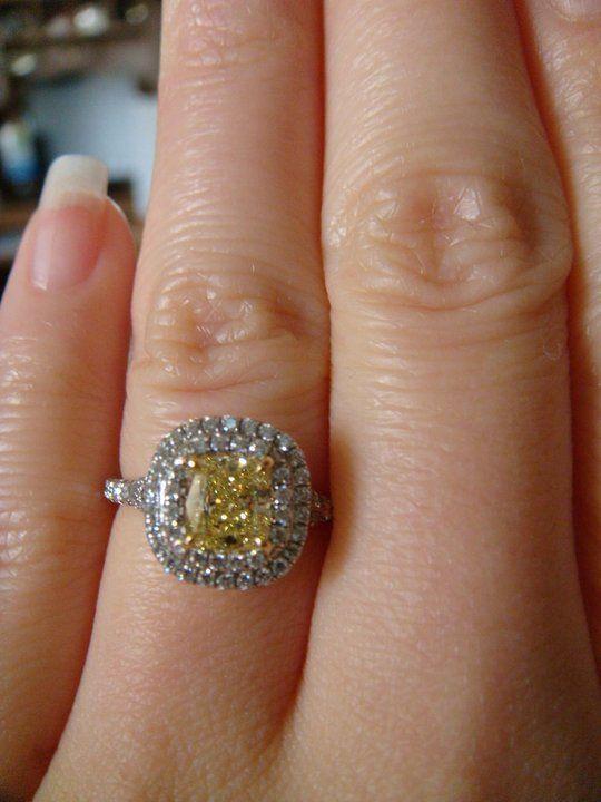 514 best The Diamond Ring images on Pinterest Rings Diamond rings