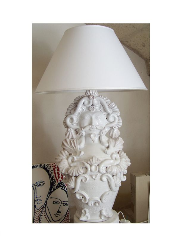 Basi Lampade - Ceramiche Nicola Fasano