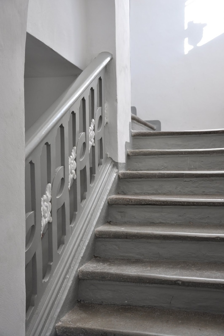 Escalier Repeint En Gris 30 Best Stairs And Hall Images On Pinterest | Home Ideas