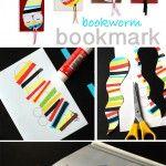 Bookworm+Bookmark