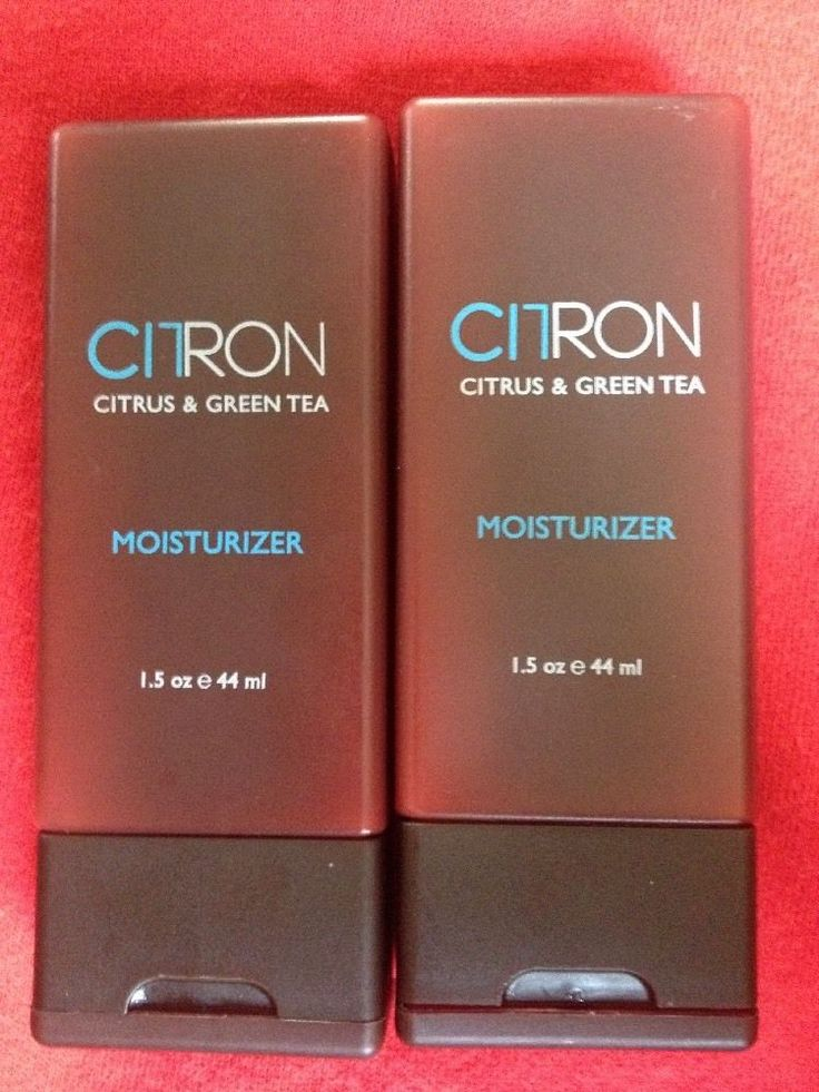 LOT Of 2 CITRON Citrus & Green Tea Moisturizer Aria Las