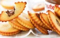 Voici une recette très gourmande : celle des financiers au Nutella. Pour sublimer ces petites douceurs, retrouvez également une astuce du chef Cyril Lignac.