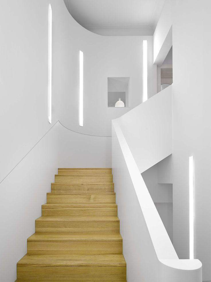 51 besten Stairs Bilder auf Pinterest moderne Treppe, Stiegen und - exklusives treppen design