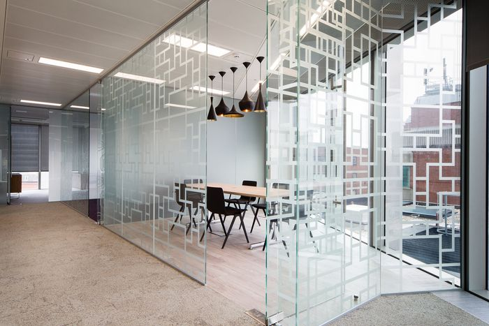 1793 best glass wall graphics images on pinterest office designs vinyls and offices - Lonely planet head office ...