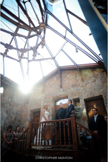 Shepstone Gardens wedding venue in Johannesburg South Africa. Christopher Munton Photography