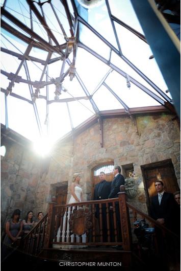 Shepstone Gardens wedding venue in Johannesburg South Africa. Christopher Munton Photography