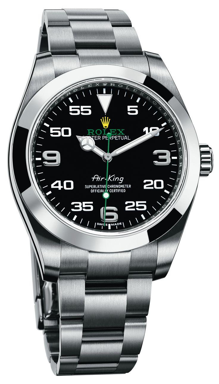 Fascinés par la nouvelle Air-King de Rolex ? Leasy Luxe vous la propose en ligne. // www.leasyluxe.com #trend #luxurious #leasyluxe